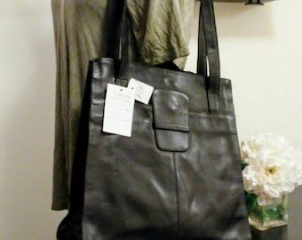 Vintage Kenneth Cole Leather Bag - NWT REDUCED!