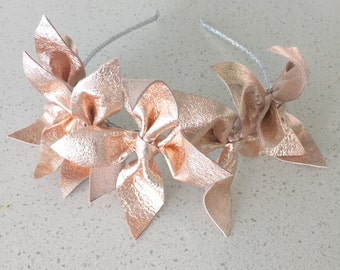 CHENAYDE: rose gold crown -  races, special event