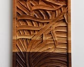 Wood Decor, Carved Wood P...