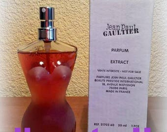 Jean Paul Gaultier Classique PARFUM EXTRACT by Jean Paul Gaultier 50ml. * Discontinued Vintage *