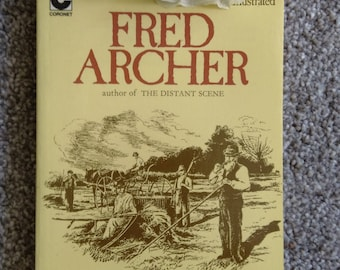 Vintage Book By Fred Archer - The Secrets Of Bredon Hill.  - Illustrated
