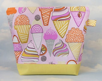 Ice cream standard project bags