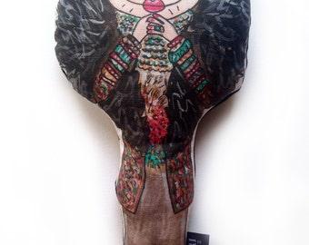 Iris Apfel Doll