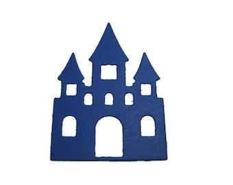 Princess Castle Die Cut set of 25