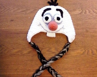 Olaf Hat simple style
