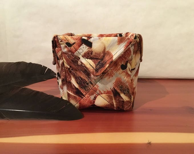 Duck, Duck, Goose Fabric Box.