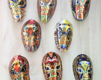 Lucha Mask Pack (8)