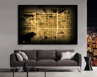 Tempe az art map Etsy
