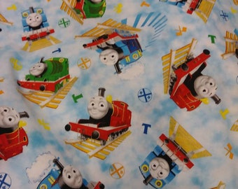 Thomas Train fabric bthy. Buyers Choice