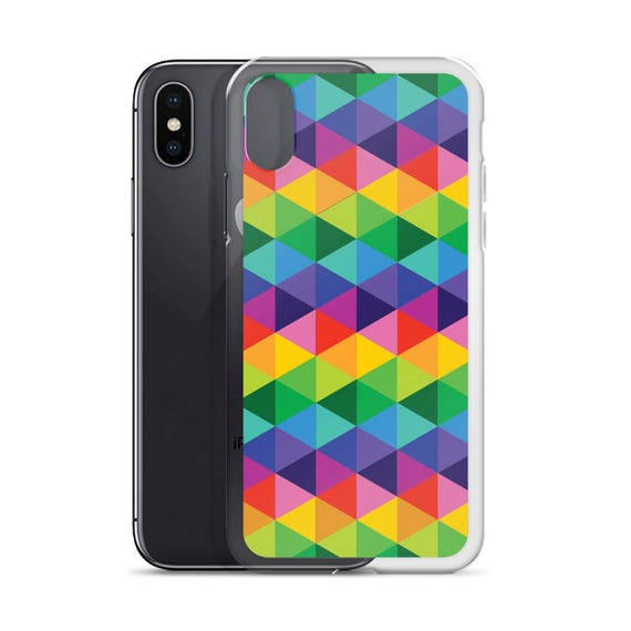 iPhone Case - Colorful Case - iPhone Case X - iPhone Case 8 - iPhone 6s - iPhone SE - Case Cover - Designer - Phone Accessories - Gifts
