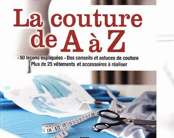 book on sewing A to Z