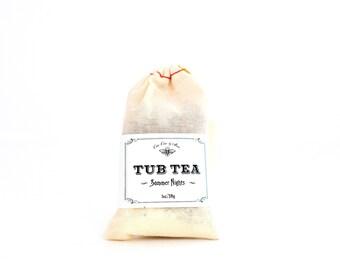 Tub Tea - Summer Nights herbal and milk bath soak