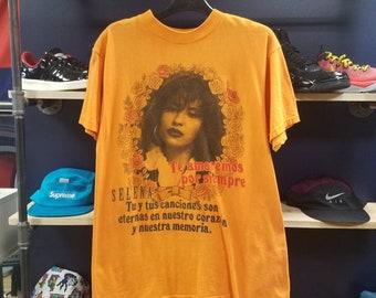 """Selena """"Te amaremos por siempre"""" t-shirt"""