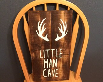 Little Man Cave Boys Room