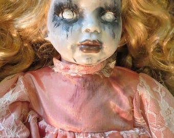 Creepy Corpse Art Doll