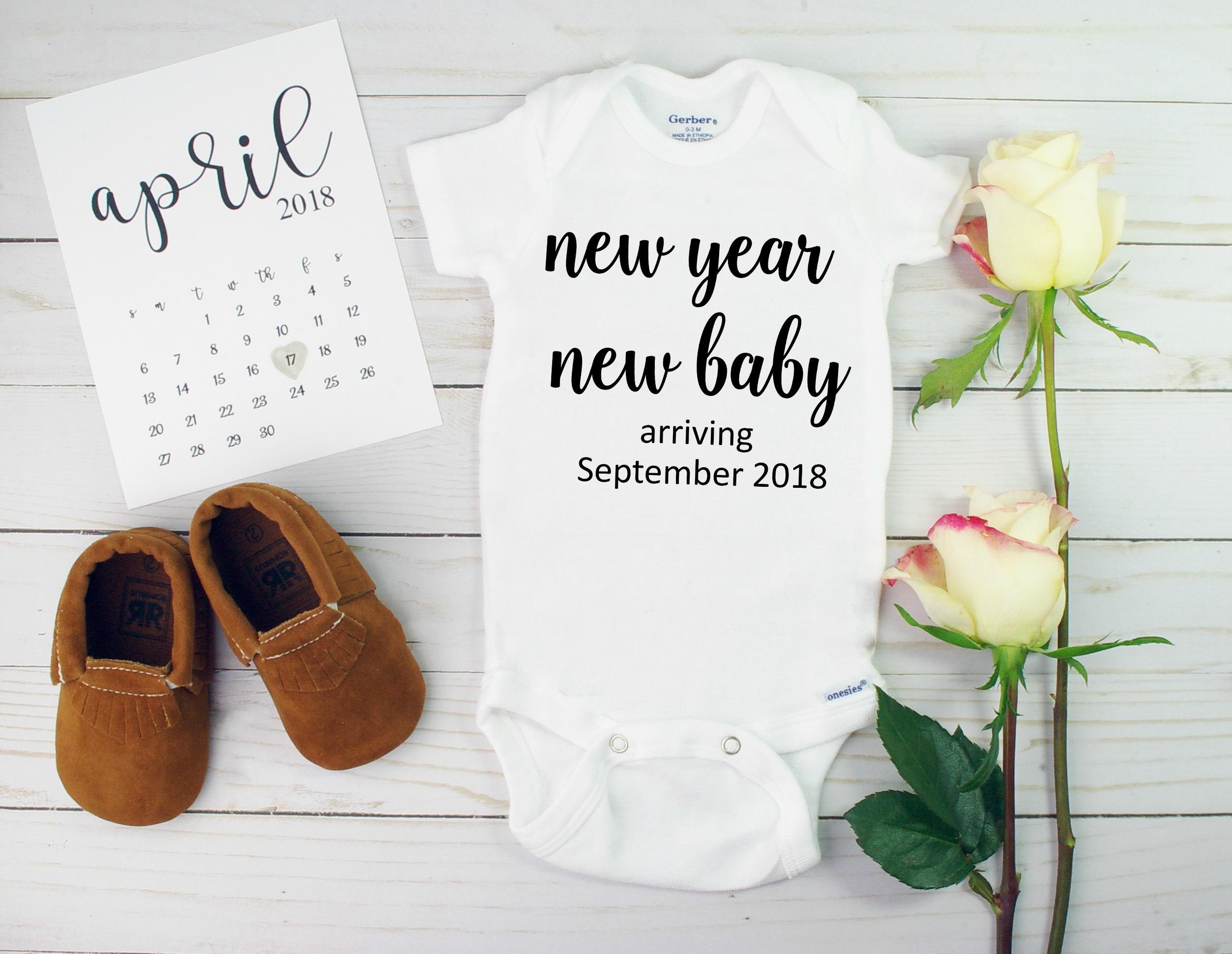 new baby announcment