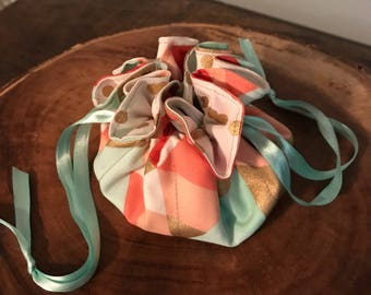 Drawstring Jewelry Bag
