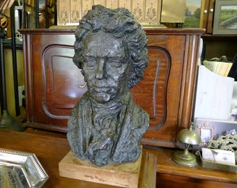 Bust of Beethoven - Austin Products 1961