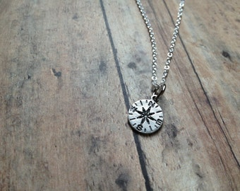 compass anklet | not all those who wander are lost | ankle bracelet | wanderlust | graduation gift | sorority necklace | travel | boho