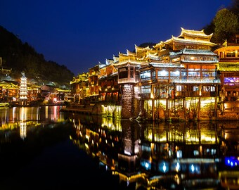 China - Fenghuang - Ancient town - SKU 0180