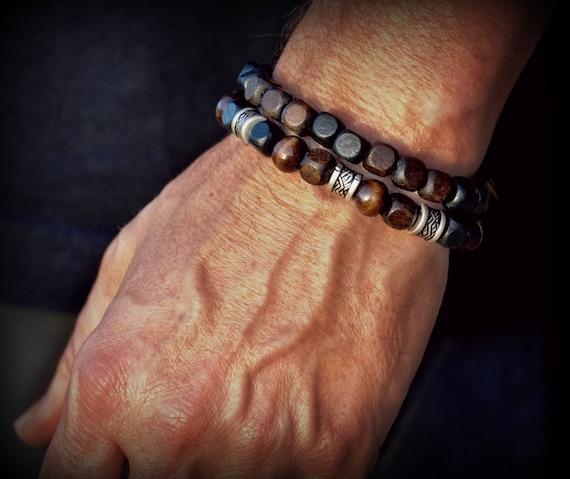 Bead Bracelet,  Women's Bracelet,  Men's Bracelet,  Stack Bracelet