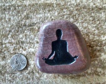 Lotus Position Stone