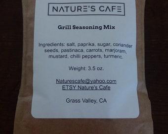 Grill Seasoning Mix
