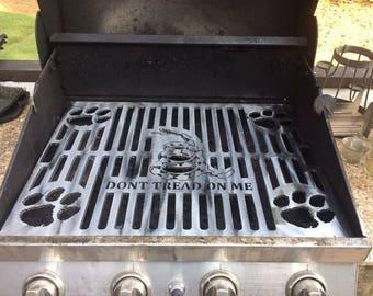 Custom RecTec Grill Grates