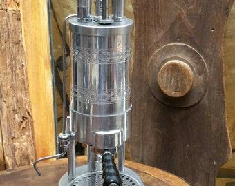 """1953 Gaggia """"Gilda,"""" Lever Espresso Machine"""