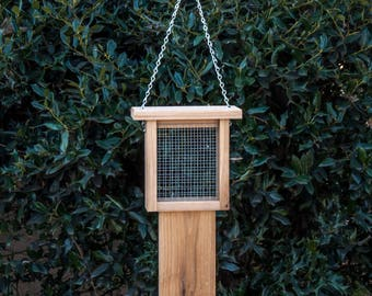 Hanging Suet Feeder