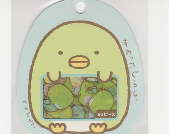 Sumikko Gurashi Stickers - Flake Stickers - 50 pieces in 10 designs - Reference A3108
