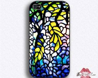 Tiffany Style Stained Glass - iPhone 4/4S 5/5S/5C/6/6+ and now iPhone 7 cases!! And Samsung Galaxy S3/S4/S5/S6/S7