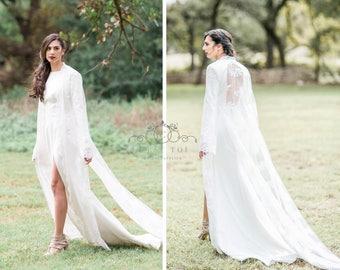 Chapel Length Wedding Dress Boleros, Wedding Dress Shrugs, Lace Wedding Bolero, Custom Wedding Boleros, Wedding Dress Cover up. #B11