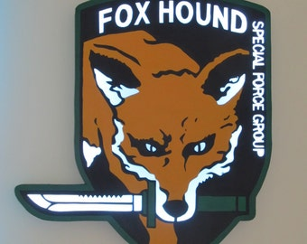 Fox Hound light / shade ( Made to order, I don't have stock )