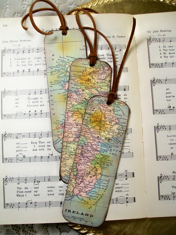 Ireland map gifts for men historical ireland map bookmarks set ireland map gifts for men historical ireland map bookmarks set of 3 ireland old world map bookmarks for men gifts for him gumiabroncs Gallery
