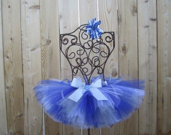 Ready to ship Cheerleader SPORTS Inspired BYU Tutu available any team Newborn, 3-6 m, 6-12 m 12-24 m 2T,3T