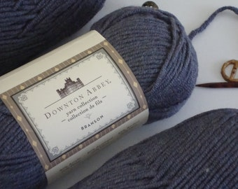 Downton Abbey Branson Slate Blue