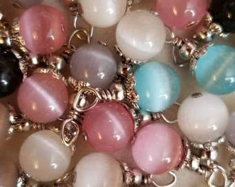 Add A Colored Bead To Your Bracelet