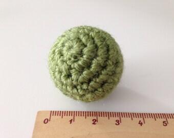 Bead crochet Green