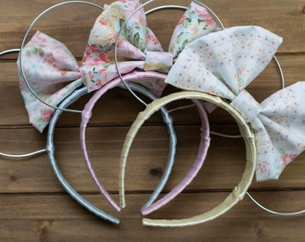 Spring Switchable Bow Ears