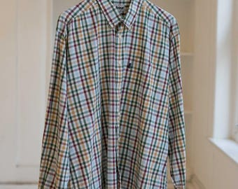 Barbour Multi-Coloured Check Shirt