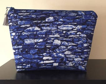 Rocks of Blue Bag