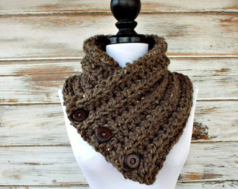 Instant Download Crochet PATTERN PDF - Crochet Cowl Scarf - Wellington Cowl Scarf - Ribbed Cowl Pattern Ribbed Scarf Pattern