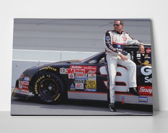 Dale Earnhardt Poster or Canvas