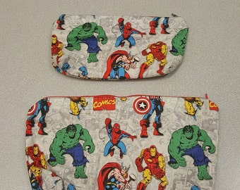 Small and Large Zipper Bags