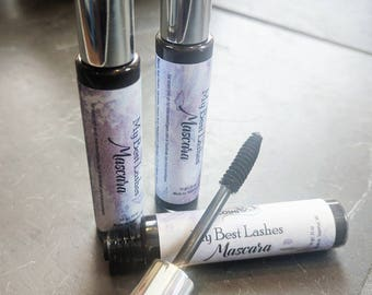 My Best Lashes Mascara for Sensitive Eyes with Organic Ingredients