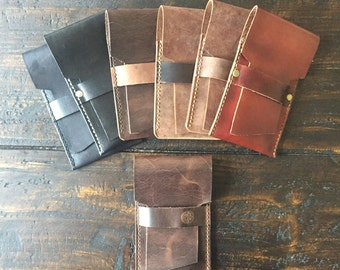 Leather Cigar Travel Case 2.0!