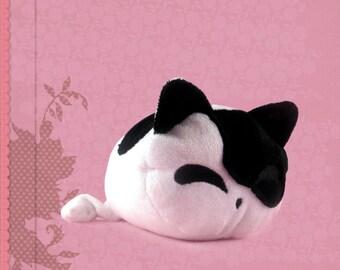 Cat plush cuddly plushie kawaii marshmallow cat cute soft toy