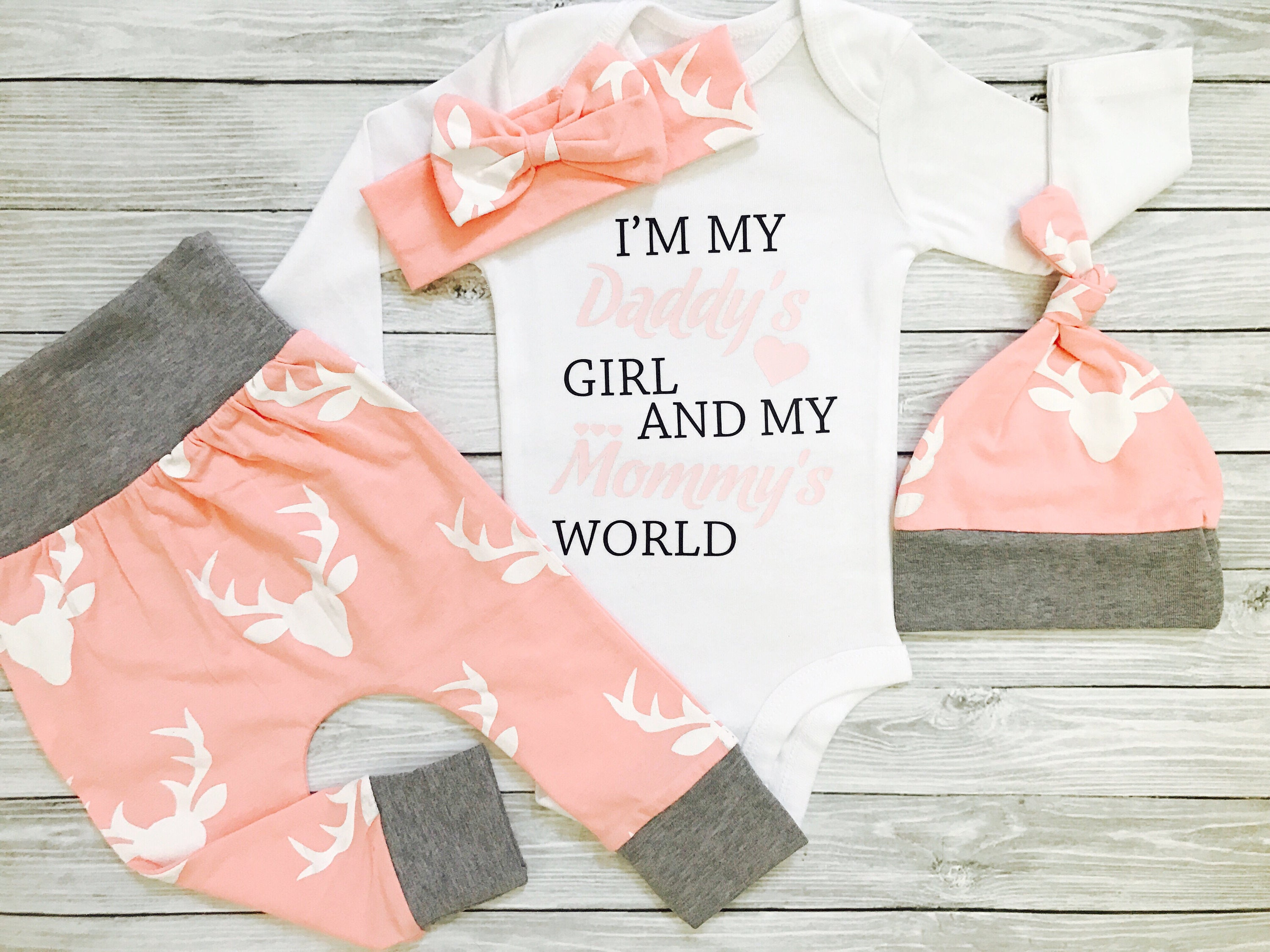 Baby Girl Clothes Baby Girl Gift Infant Girl Clothes Baby