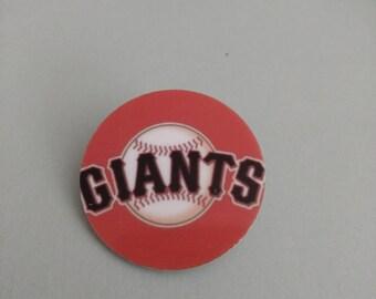 Sports Baseball Pin